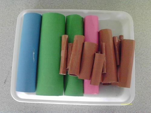幼儿园低结构材料投放目标